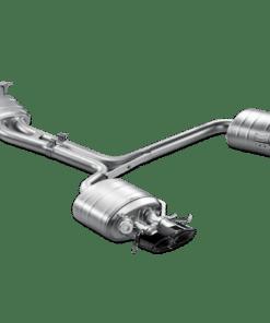 Ligne Evolution Akrapovic pour Audi RS4 B8