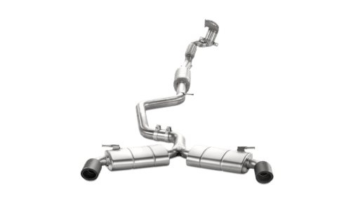 Downpipe + Catalyseur + intermédiaire Akrapovic VW Golf 7 GTI Facelift 2017