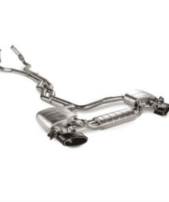 Ligne Evolution Akrapovic Audi RS6 C8