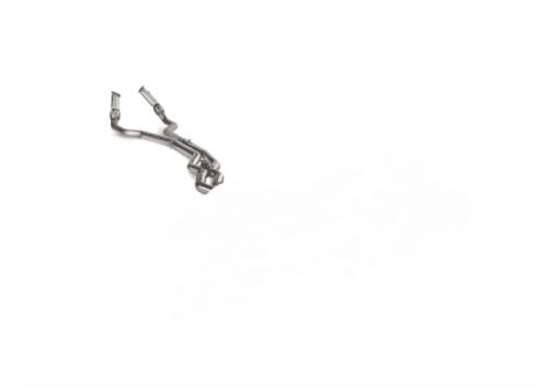 Link pipe Set Akrapovic Audi RS6 C8