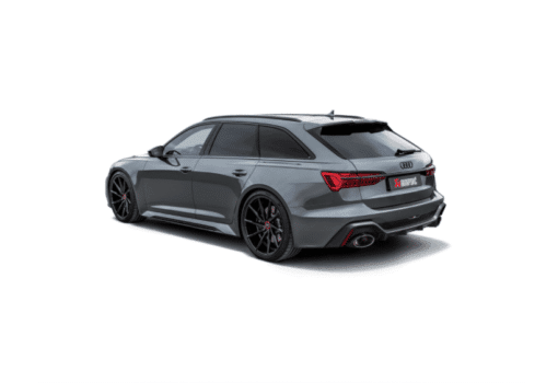 Ligne Evolution Akrapovic Audi RS6 C8 4