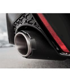 Ligne Evolution Akrapovic Audi RS6 C8 5