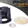 Insertion de support moteur inférieur de chenille Powerflex (grand) - Black series - S3 / RS3 MK2 8P