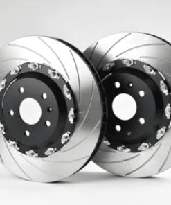 Kit disque et étrier avant - Sur Étriers Brembo 4 pistons TTRS / RS3