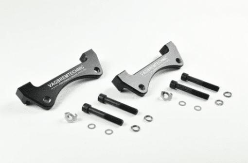 Kit disque et étrier avant - Sur Étriers Brembo 4 pistons TTRS / RS3 2