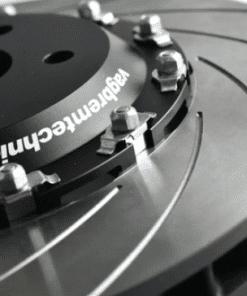 Kit disque et étrier avant - Sur Étriers Brembo 4 pistons TTRS / RS3 4