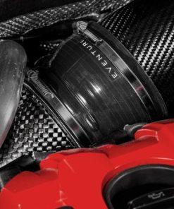 Entrée turbo carbone Eventuri Audi RS3 Gen 2 / TTRS 8S 4