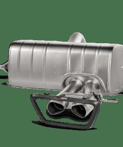 Slip-on titane AKRAPOVIC - Megane 4 RS