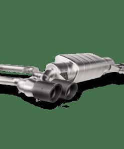 Slip-On Titane AKRAPOVIC - BMW M440i