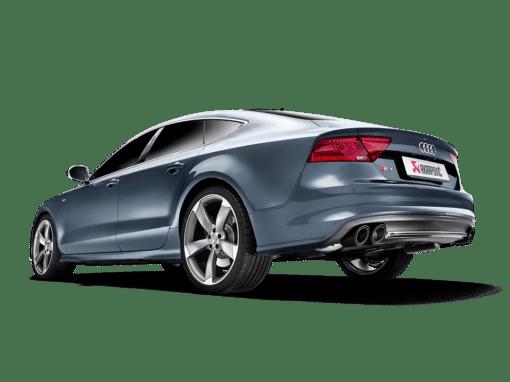 Evolution Line AKRAPOVIC Audi S7