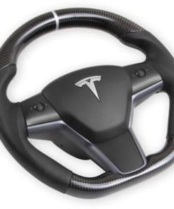 Volant en carbone Tesla Model Y