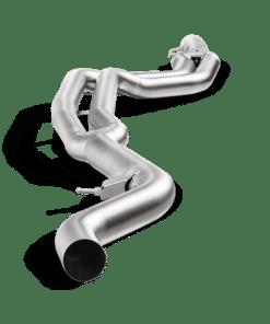 Evolution Link Pipe Set AKRAPOVIC - BMW M140i F20/F21