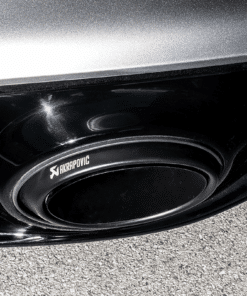 Slip-On AKRAPOVIC - 992 Turbo S
