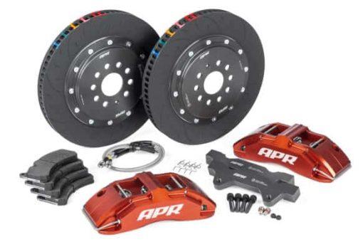 Kit gros freins AV APR RS3 8V