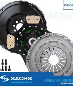 Kit embrayage renforcé + VM 4 patins Sachs Seat leon cupra