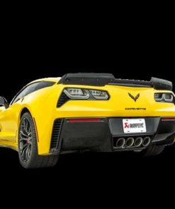 Slip-On Akrapovic Chevrolet Corvette C7 Z06