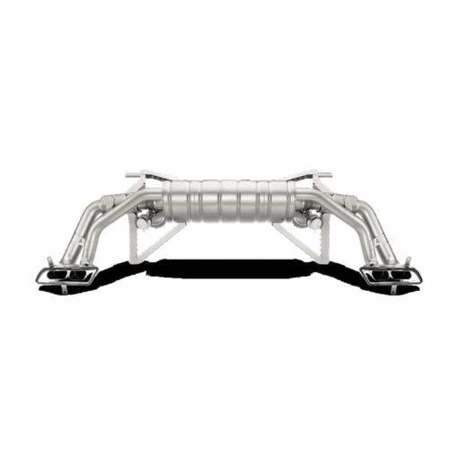 Slip-On Akrapovic Audi R8 V10 540 Cv